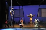 Puur barbaars van het internationaal Danstheater. foto Deen van Meer