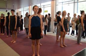 Up2DFuture - Bachelor Docent Dans, ArtEZ. © Daan Alberts