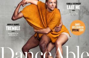 Cover Dans Magazine nummer 5 van 2019
