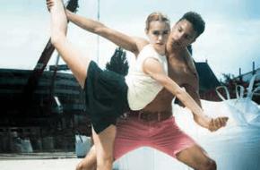 Juul van Helvoirt en Elias Boersma, Dansvakopleiding Den Haag