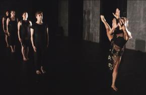 Dansopleiding van Dance in Art 2016-2017 © Rona Lane