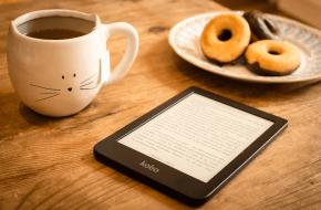 e-books over dans vrije tijd