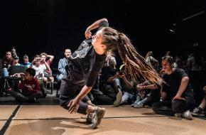 Oxygen danst in de finale van World of Dance