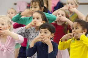 nederlands dans theater ndt kids day educatie kinderen
