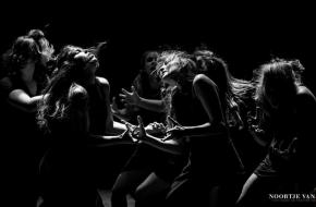 Fontys Academie voor Danseducatie. © Noortje van Gessel
