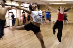 Dansworkshops danstrainingen