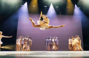 De dansopleiding Lucia Marthas Institute for Performing Arts