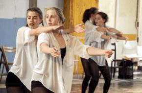 Vooropleiding Danshuis Haarlem