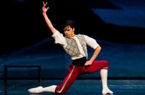 Timothy van Pouke élevee corps de ballet alexandra radiusprijs 2018